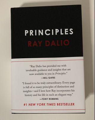🚚 Principles by Ray Dalio