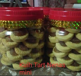 Mini Kuih Tart 50 pcs