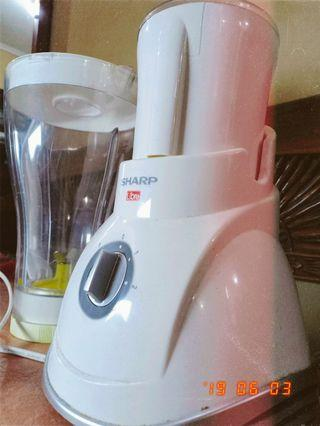 Sharp blender libre series