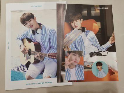 WTS Jaehwan Set (Summer Package)