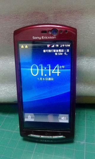 🚚 68.Sony Ericsson E15i 3G觸控 功能正常 支援Wi-Fi