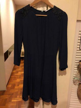 iblues navy dress