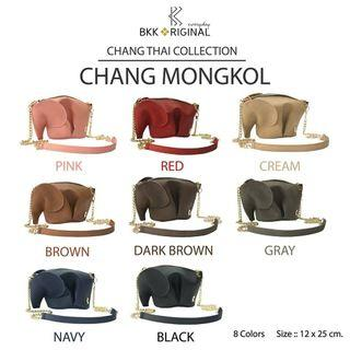 BKK大象金鍊袋