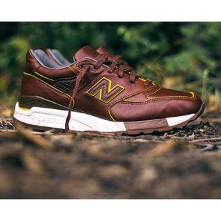 New Balance 998 Horween Leather US 10