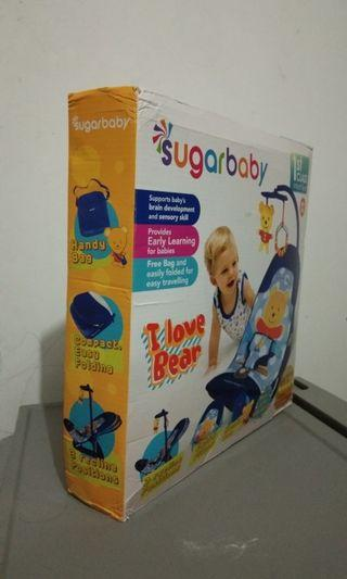 Bouncer sugar baby infant seat 1st new