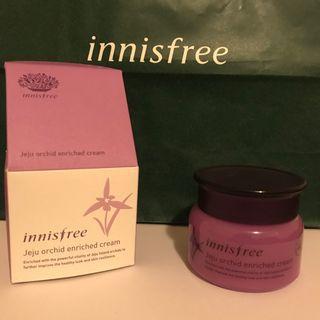 RTP: $42 Innisfree Jeju orchid enriched cream