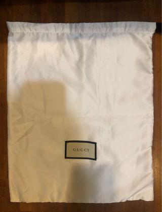 🚚 Gucci防塵袋 正品
