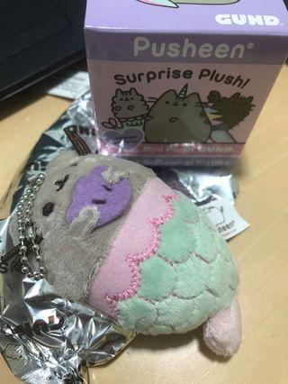 正貸Pusheen 貓 mermaid surprise box series 6