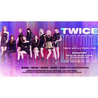 Twice World Tour 2019 'Twicelights' in Singapore