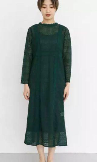 KBF lace dress