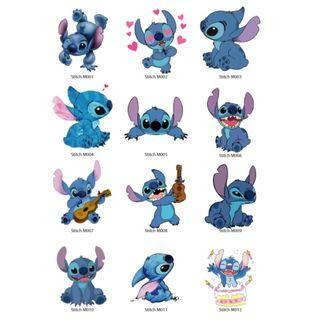 Mini Stickers - Stitch