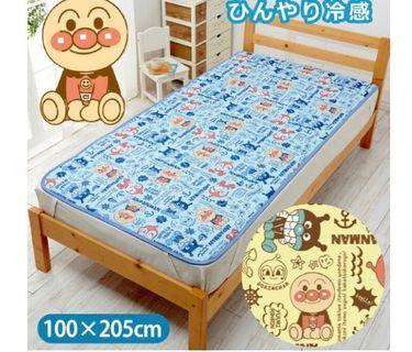 [日本🇯🇵直送]預購—麵包超人🦸♂️冷感床墊