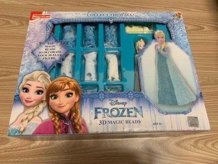 Disney Frozen 3D Magic Beads