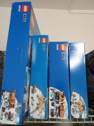 Lego Artic sets