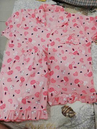 Pyjamas 100% cotton