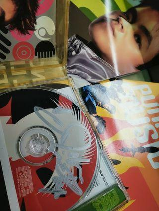 Edison陳冠希絕版簽名CD 壞孩子的天空 附超新淨海報