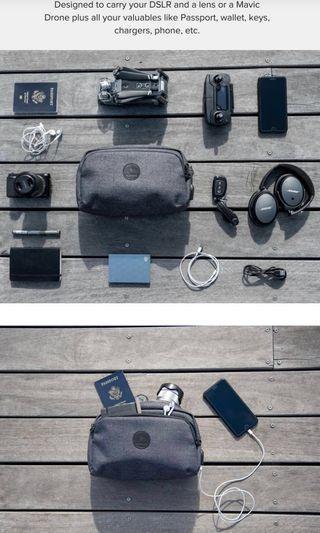 🚚 Alpaka Go Sling Pro Travel Slash proof Anti Theft