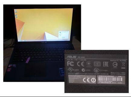 🚚 ASUS X552EP 【鍵盤故障】