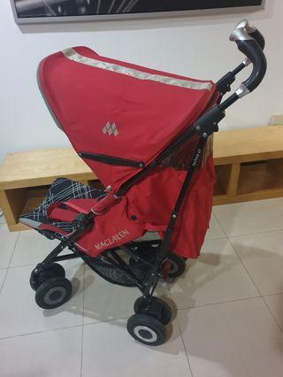 Maclaren Stroller Techno XT (Washed & Cleaned!)