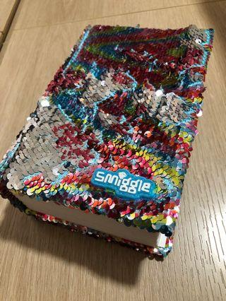 SMIGGLE Book Safe Box with Lock