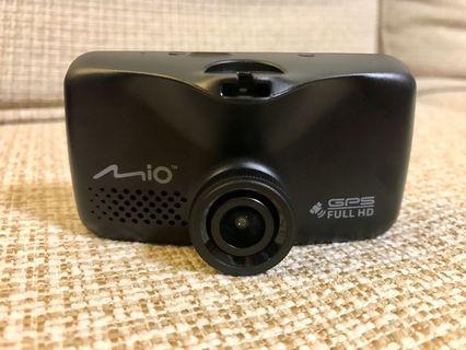 MIO MiVue 640 超高畫質 GPS 行車紀錄器 +32G記憶卡