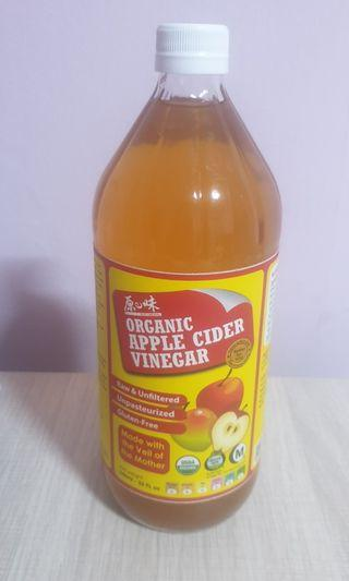 Organic Apple Cider Vinegar 946ml