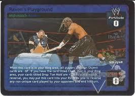 WWE Raw Deal - Raven's Playground