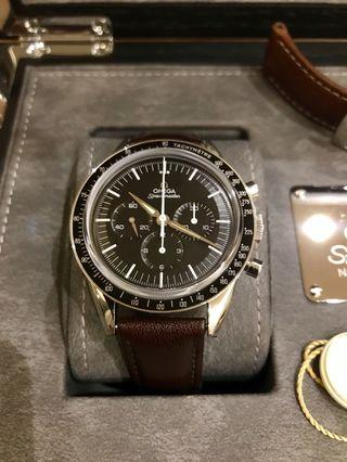 🚚 Omega Speedmaster 'First Omega in Space'