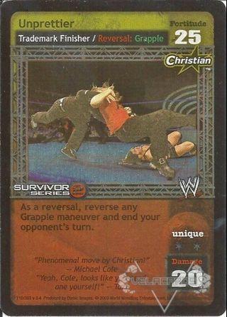 🚚 WWE Raw Deal - Unprettier