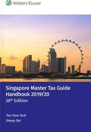 🚚 Singapore Master Tax Guide Handbook 2019/20
