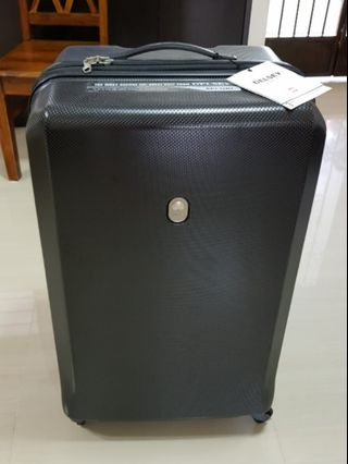 DELSEY Expandable Trolley Case