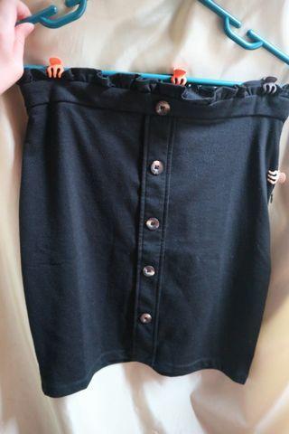 Colorbox black skirt