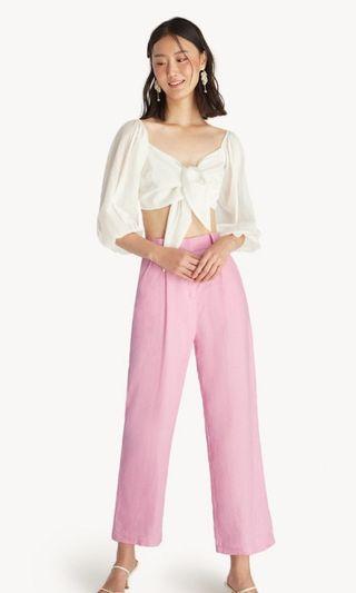Crop top, baju pantai