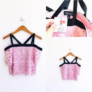 Topshop lace
