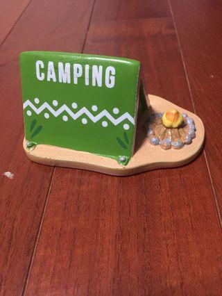 Small Camping decoration for dolls