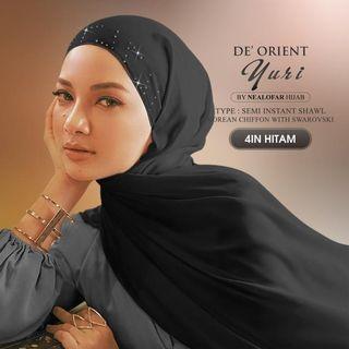*INSTOCK*Yuri Raya Editions Naelofar Hijabs