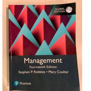 Management 14th Edition - Stephen P. Robbins