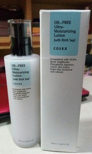 Cosrx Oil-Free Ultra Moisturizing Lotion with Birch Sap