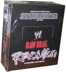 🚚 WWE Raw Deal Revolution Rares