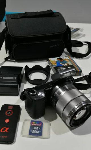 🚚 *Full Set*Sony Alpha Nex-5N *Negotiable*