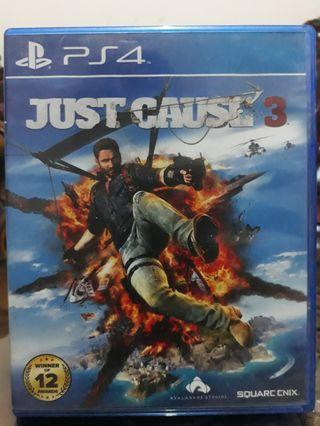 Bluray Disc/BD kaset PS4 Just Cause 3