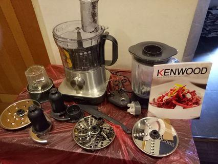 Brand New Kenwood Food Processor