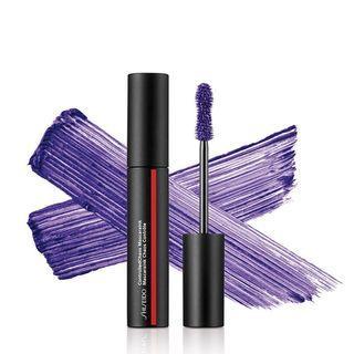 (全新, #3 Violet) Shiseido 墨繪豐盈纖長睫毛膏 MascaraInk Chaos Controle