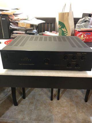 🚚 FS : RBH TA-350 Laboratories 5-ch Multi-channels power amplifier