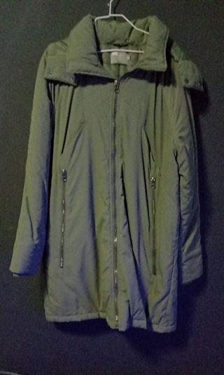 🚚 ASOS Olive Green Parka / Winter Jacket