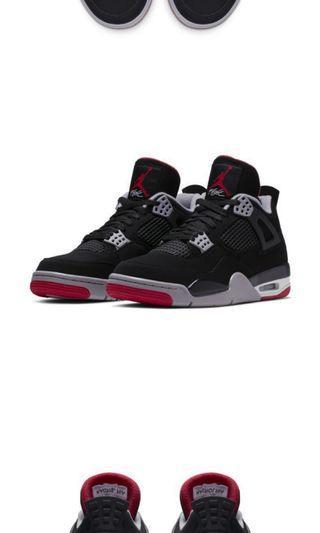 Nike Air Jordan IV OG