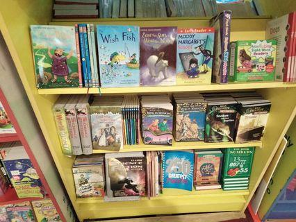 Recommended preprimary - Primary must read children books.