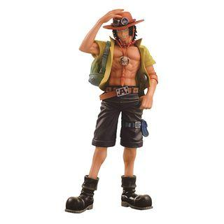 Banpresto One Piece History of Ace Figure (with base)