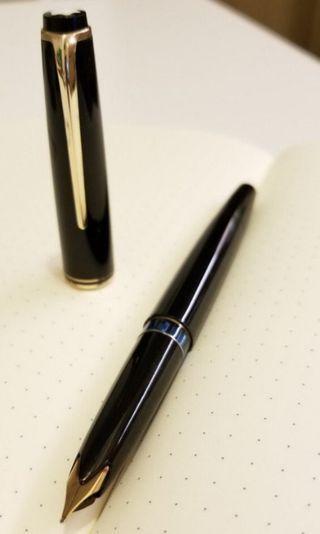Montblanc No 24 vintage fountain pen