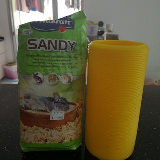 Vitakraft Sandy Chinchilla sand